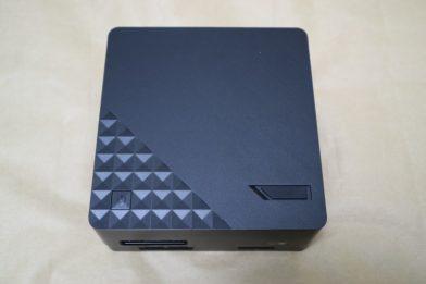 Mini-STXベースの小型ベアボーン MSI Cubi 2 Plusのレビュー