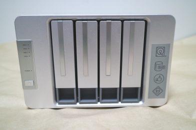 最大容量32TBのHDDケース TerraMaster D4-310のレビュー
