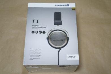 迷ったらこのヘッドホンを買おう!beyerdynamic T1 2nd Generationのレビュー