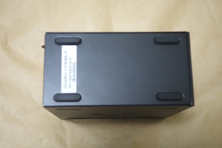 ASRock Desk Mini 110/B/BBの組み立て方(手順14)