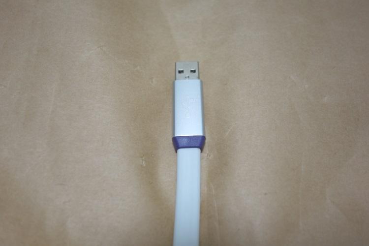 オヤイデ d+USB classS rev.2本体(Type A側)