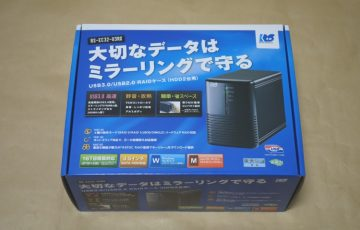 RATOC RS-EC32-U3RXのパッケージ表側