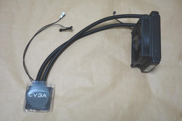 EVGA 400-HY-5388-B1のラジエーター