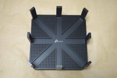 トライバンド無線LANルーター TP-Link Archer C5400(AC5400)のレビュー