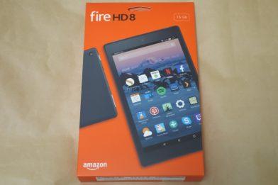 [2017] Fire HD 8 タブレット (Newモデル) 16GB、ブラックのレビュー