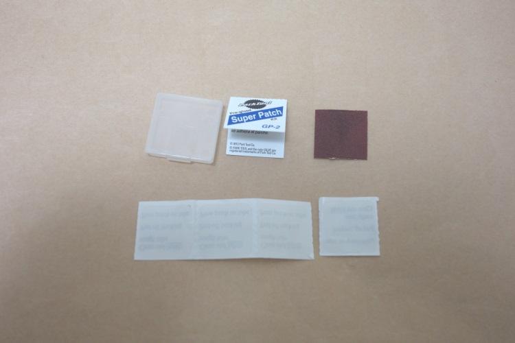パークツール GP-2Cの製品内容(付属品)