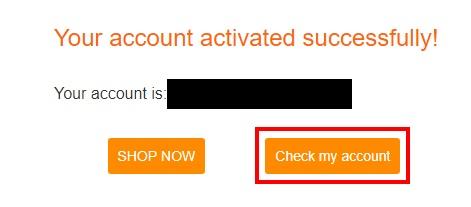 GearBestでアカウントを作成し、住所登録する手順06