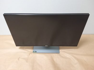 Dell S2716DGをレビュー!G-Sync対応27インチWQHD液晶モニター