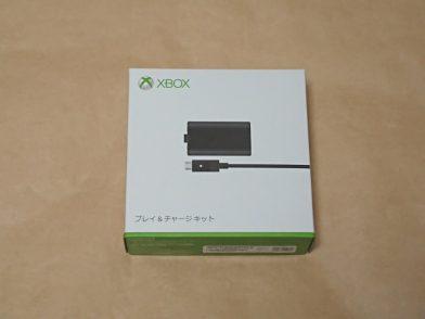 Xbox One プレイ & チャージ キットのレビュー