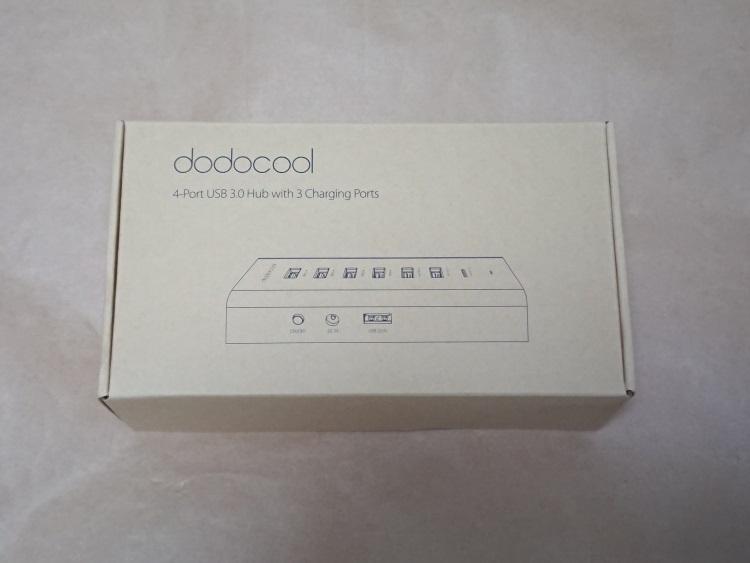 dodocool DC33のパッケージ