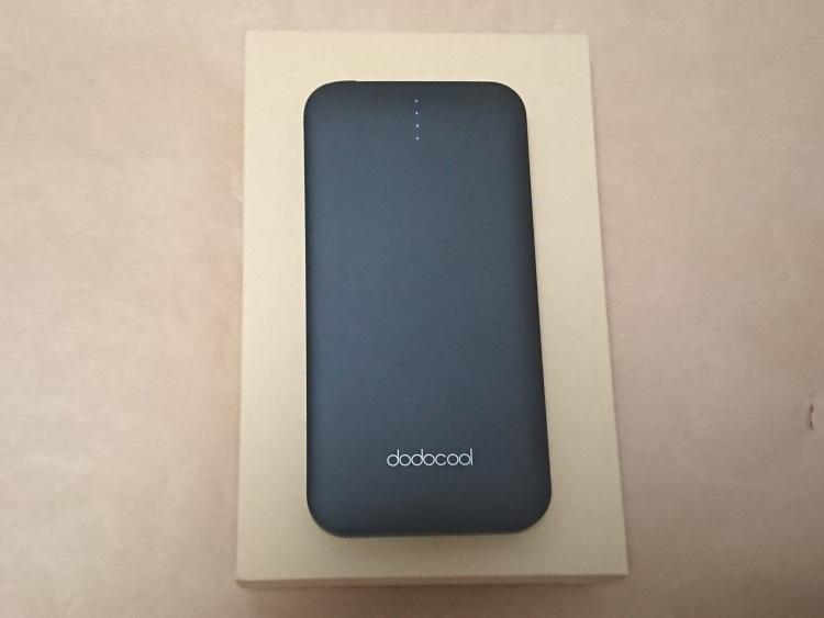 dodocool DP12本体