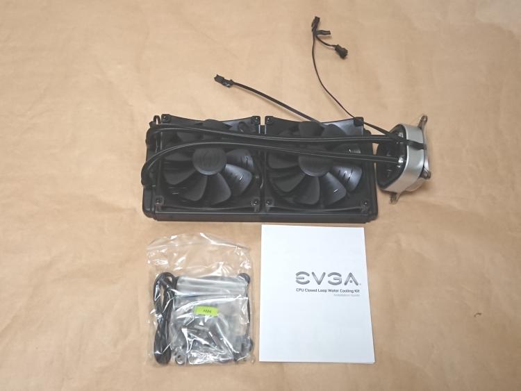 EVGA 400-HY-CL28-V1の製品内容