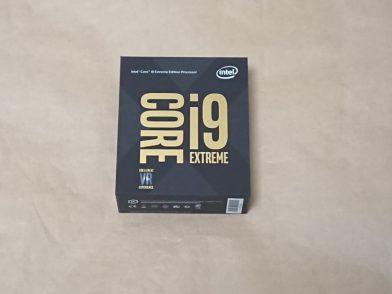 [レビュー]BitZenyのマイニング用にCore i9-7980XEを買ってみた