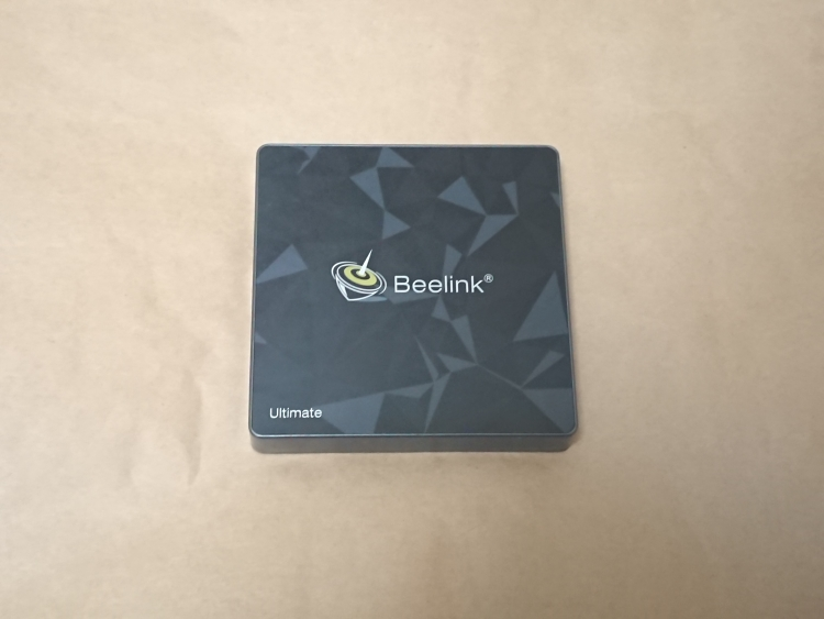Beelink GT1 Ultimate Android TV BOX本体単体