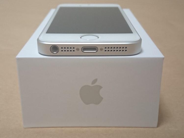 Apple iPhone SE 2017本体下部
