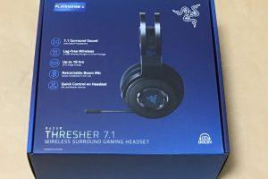 Razer Thresher 7.1のパッケージ