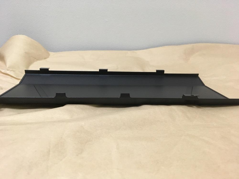 クーラーマスター MasterCase H500Pのケーブル隠し(前面側)