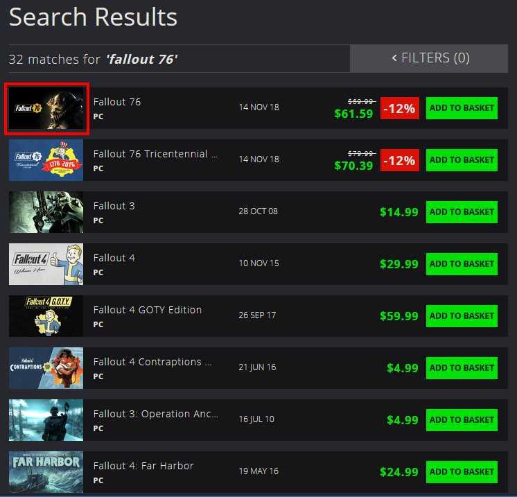Green Man GamingでPCゲームを購入する方法(手順8)