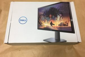 Dell S2419HGFのパッケージ