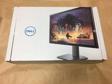 Dell S2419HGFをレビュー!144Hz、FreeSync対応のフルHD液晶モニター