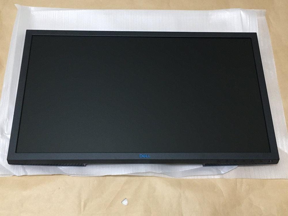 Dell S2419HGFのモニター本体
