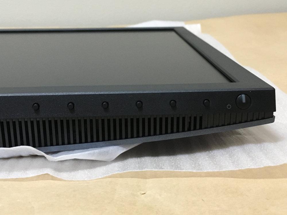 Dell S2419HGFのボタン類