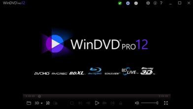 WinDVD Pro 12をレビュー!格安のブルーレイ・DVD・動画再生ソフト