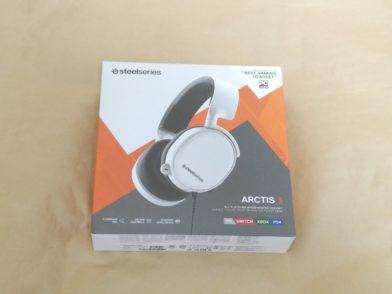 SteelSeries Arctis 3 2019 Editionをレビュー!入門向けのゲーミングヘッドセット