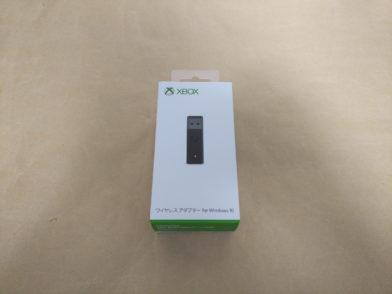 Xbox ワイヤレス アダプター for Windows 10(6HN-00008)のレビュー