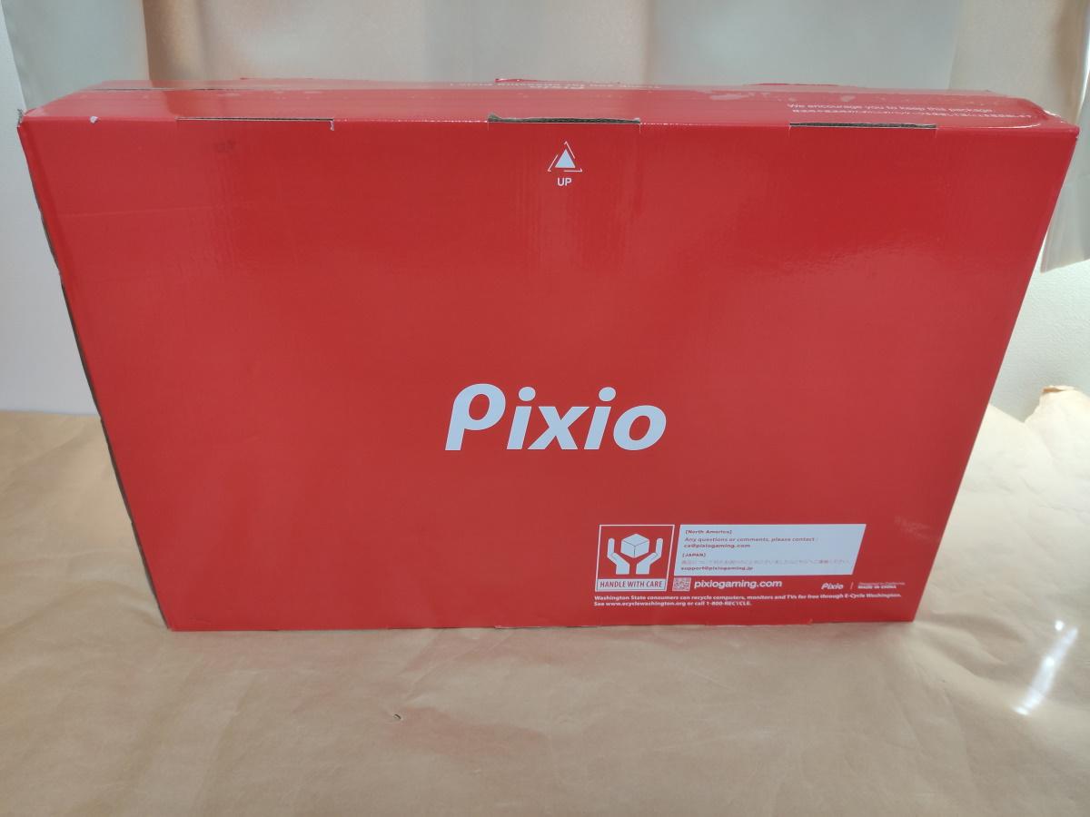Pixio PX242のパッケージ