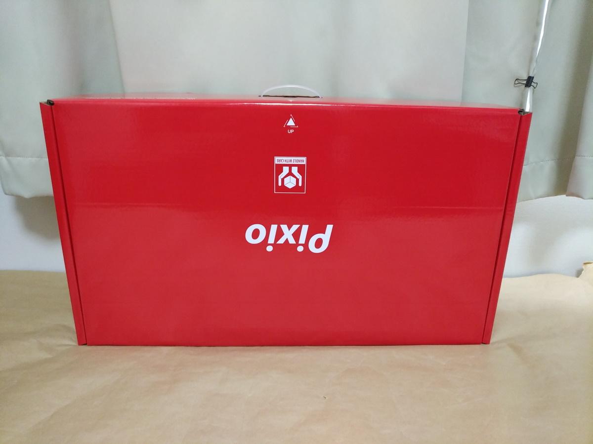 Pixio PX7 Primeのパッケージ