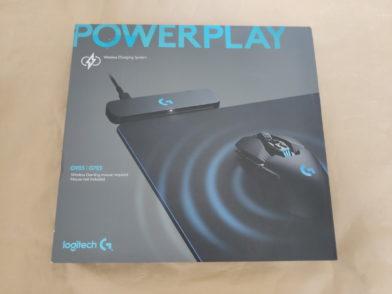 Logicool G POWERPLAYのレビュー!ワイヤレス充電対応のゲーミングマウスパッド