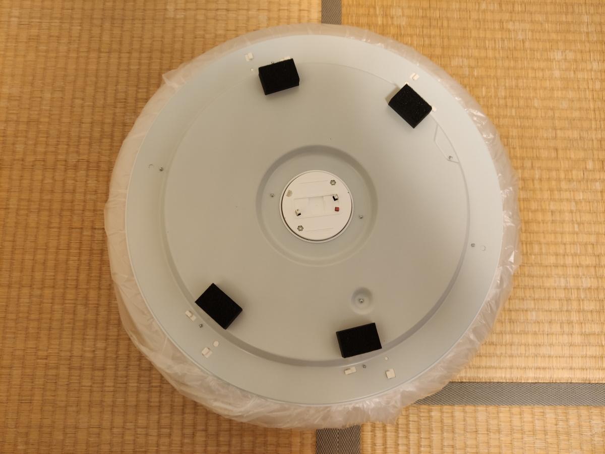 NEC LIFELED'S HLDZ08203本体背面