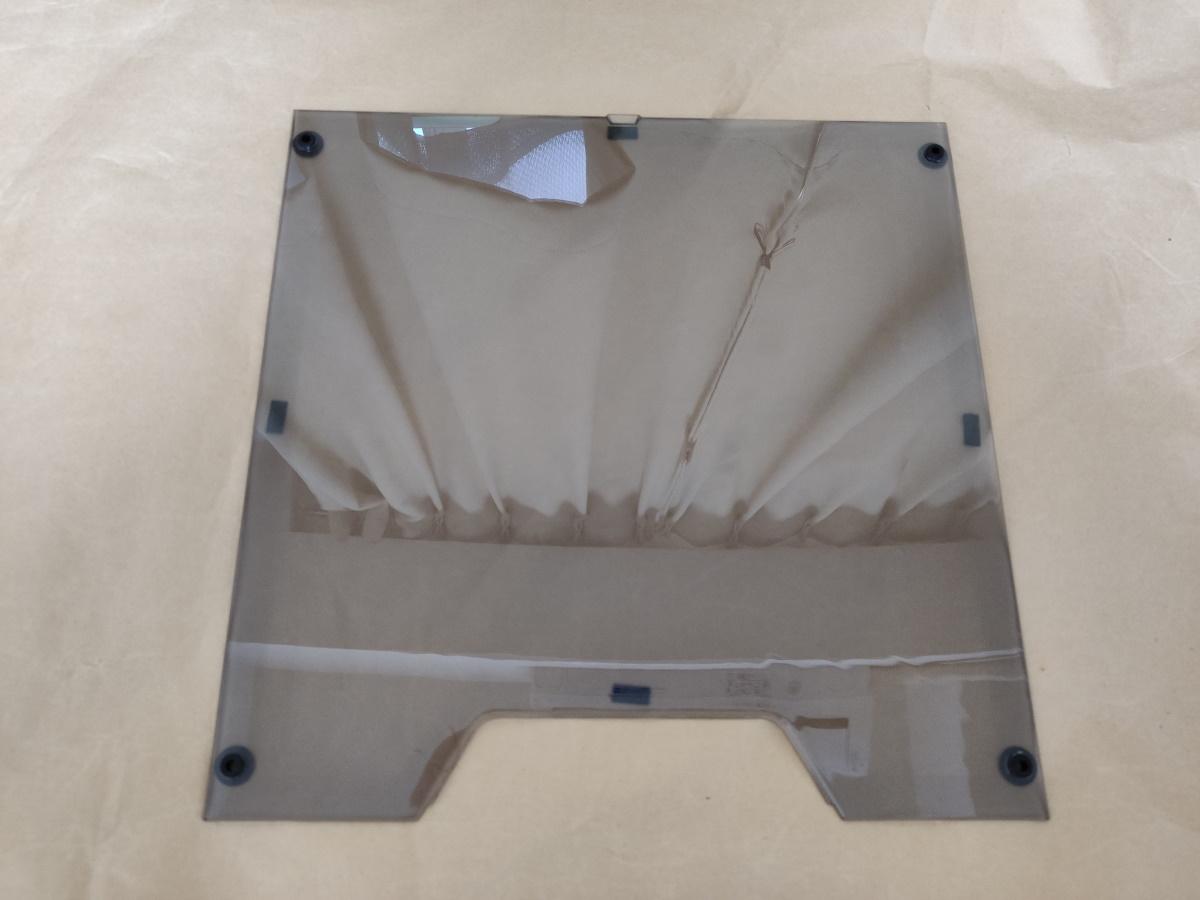 クーラーマスター MasterBox Q500Lのアクリルサイドパネル