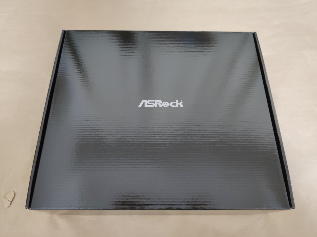 ASRock X570 Steel Legendの内箱