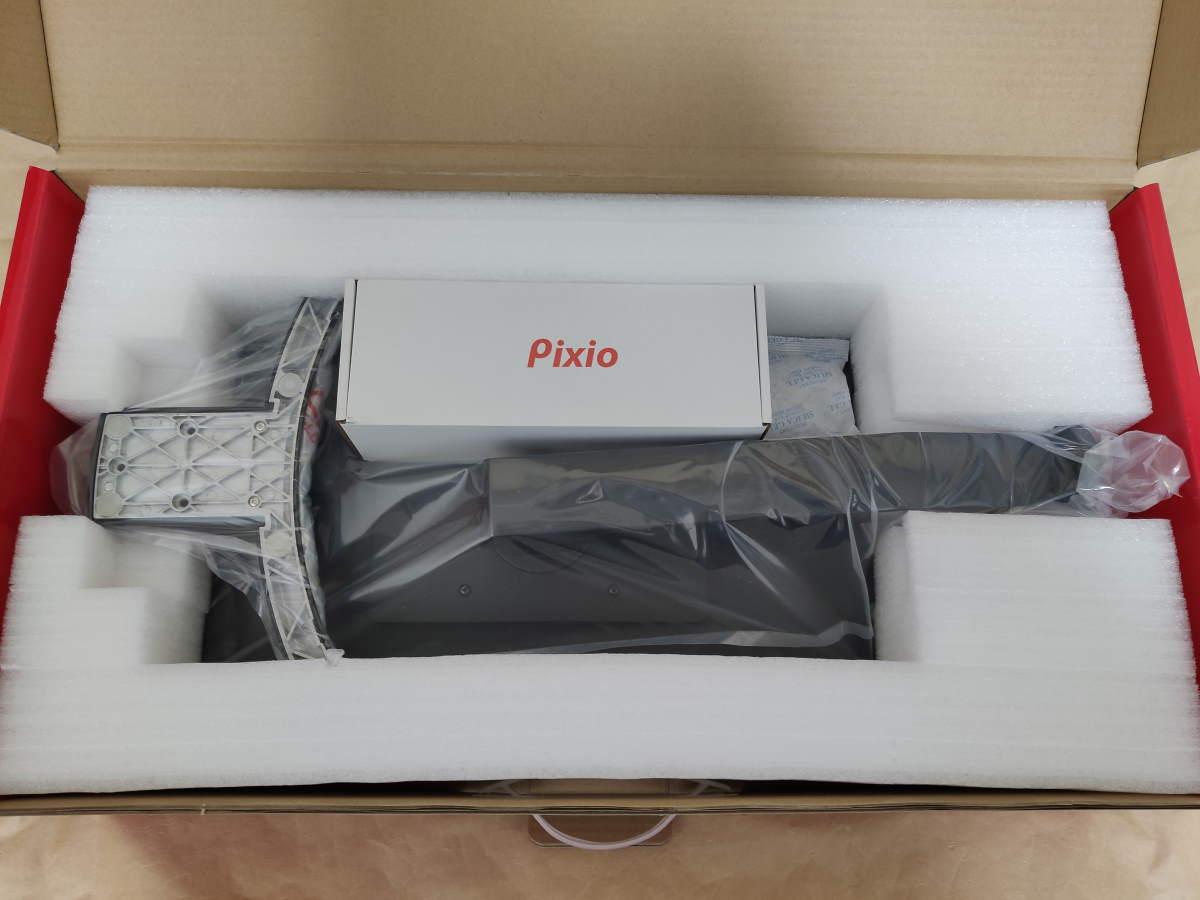 Pixio PX5 HAYABUSA2本体や付属品がパッケージに収まっている様子