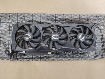 ZOTAC GeForce RTX 2070 SUPER AMP Extremeのレビュー!三連ファン仕様のビデオカード