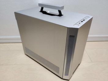 Lian Li TU150のレビュー!取っ手付きのMini-ITXケース