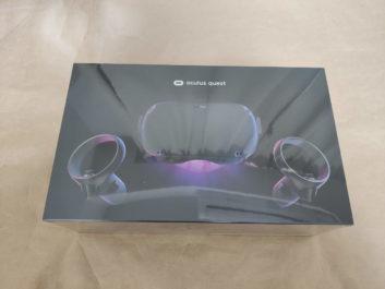 Oculus Questのレビュー!PC不要なVRヘッドセット
