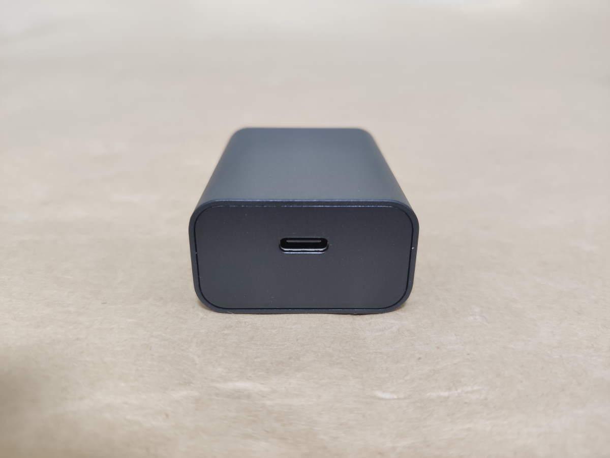 Oculus Questの充電アダプター(USB端子側)