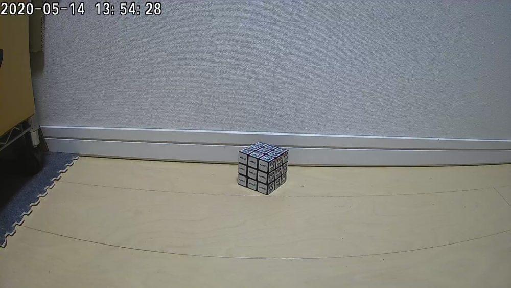 TP-Link Tapo C100で撮影した画像