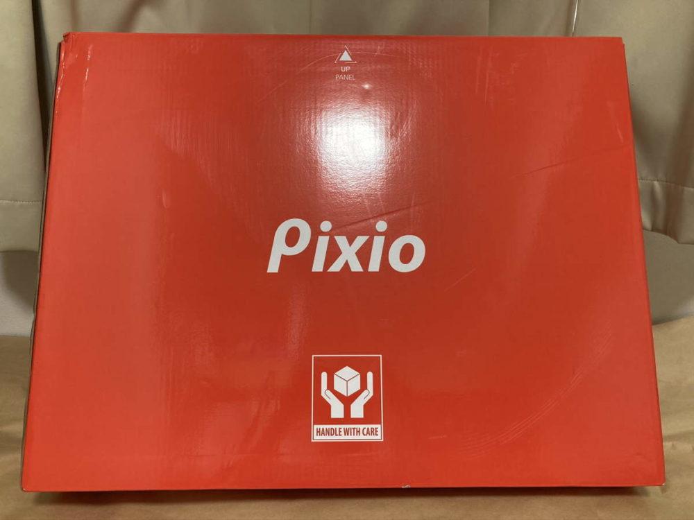 Pixio PX277 Prime(PX277P)のパッケージ