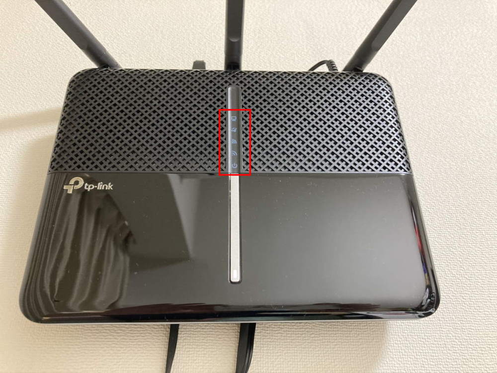 TP-Link Archer A10 Proの初期設定方法(手順10-2)