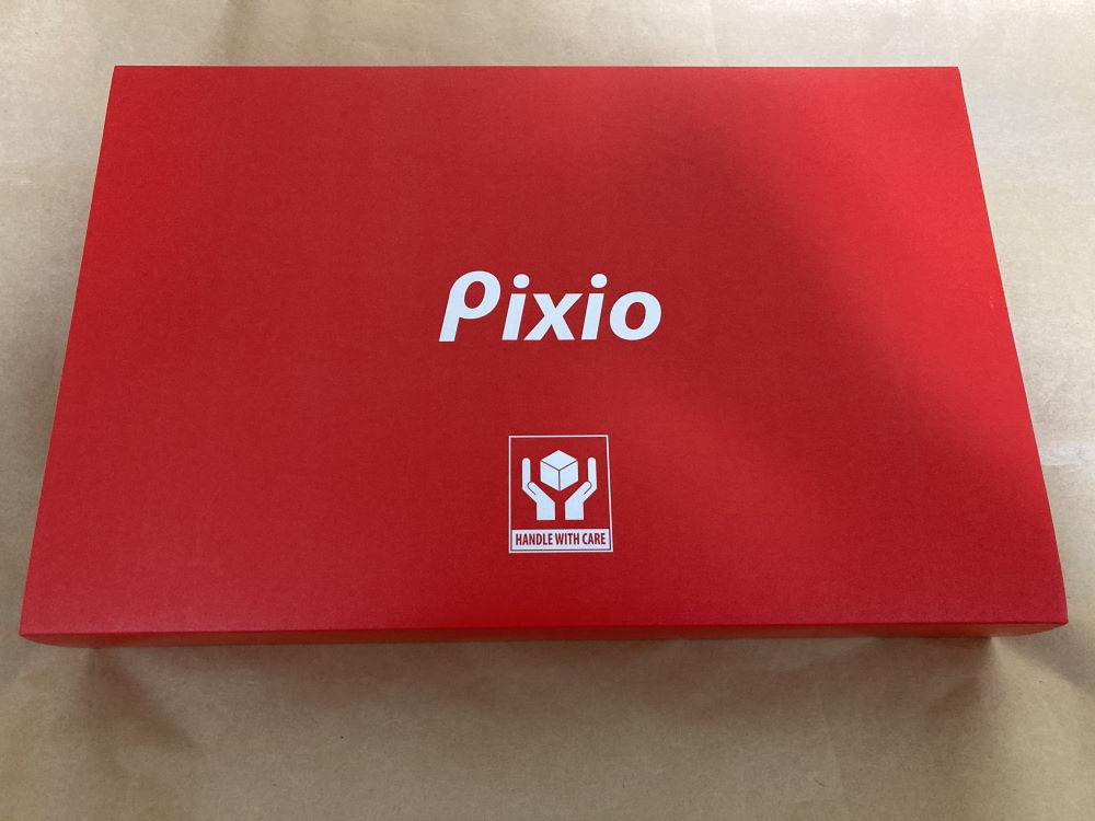 Pixio PX160のパッケージ