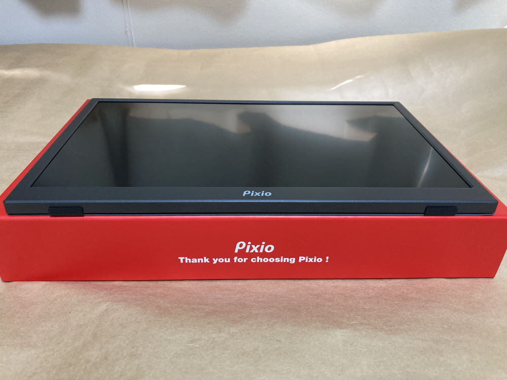 Pixio PX160本体底面