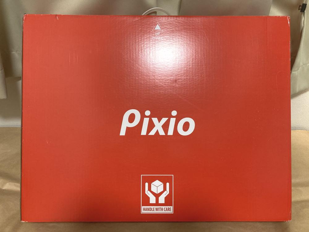 Pixio PX248 Primeのパッケージ