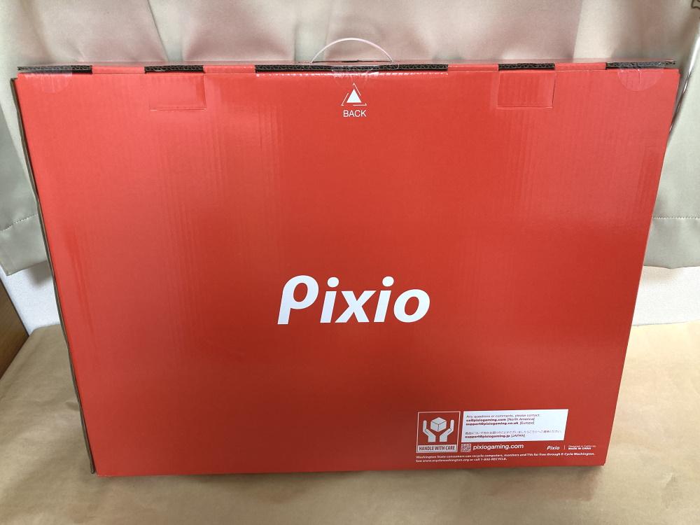 Pixio PX278のパッケージ