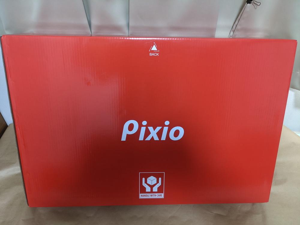 Pixio PXC325のパッケージ