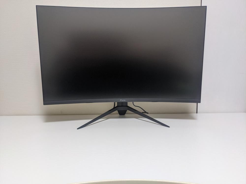 Pixio PXC325を使った時のイメージ(約80cm)