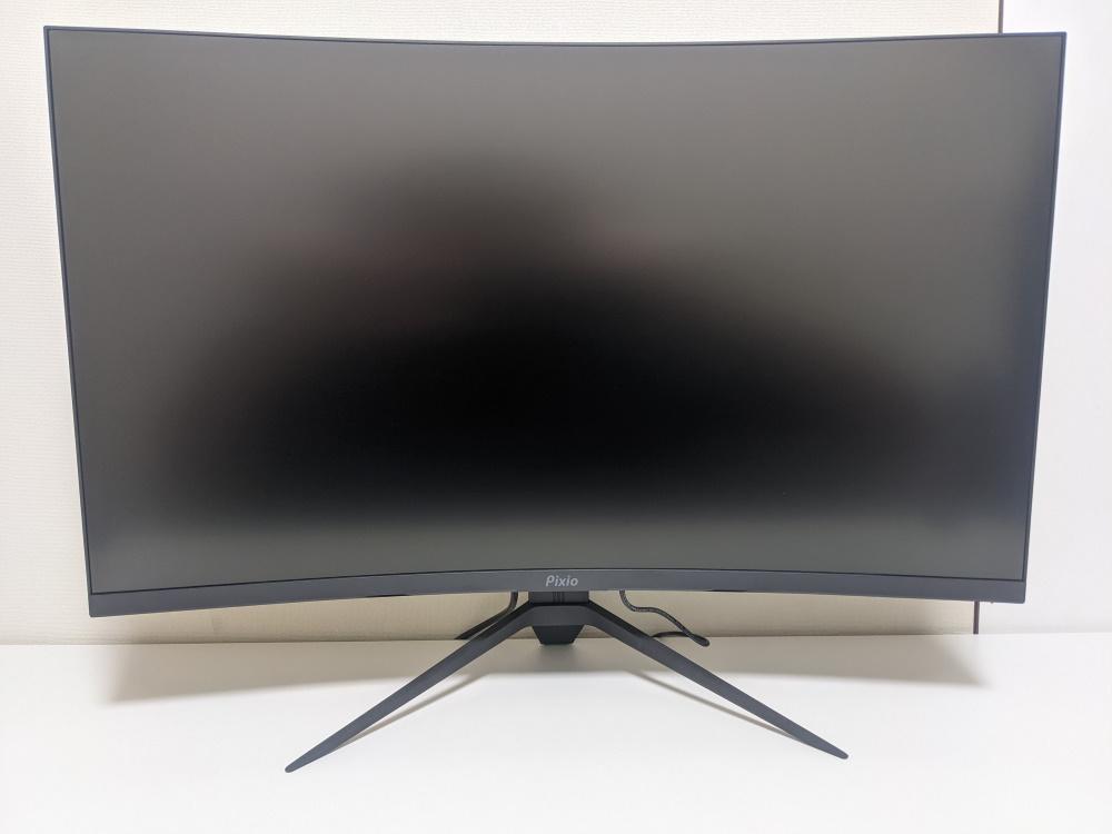 Pixio PXC325を使った時のイメージ(約50cm)